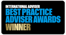 International Advisor, Best Practise Advisor Awards 2016