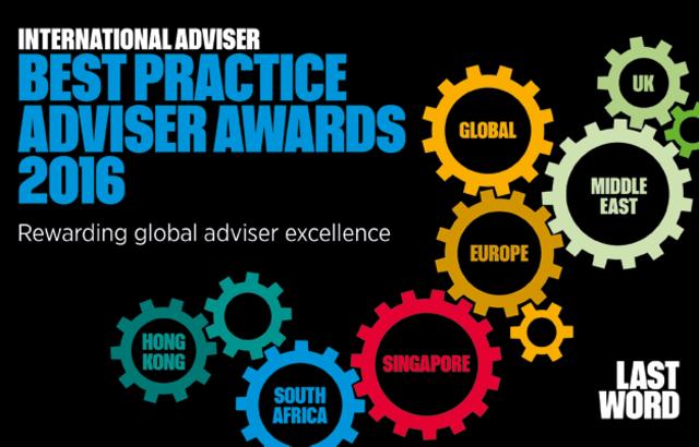 Best Practice Adviser Awards 2016
