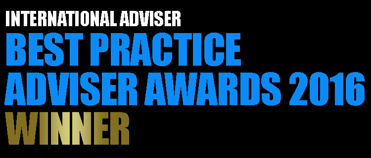 International Advisor - Best Practise Adviser Awards 2016