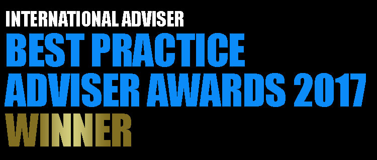 International Advisor - Best Practise Adviser Awards 2017
